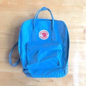 """Fjallraven Kanken Laptop 13"""" Backpack Sky Blue"""